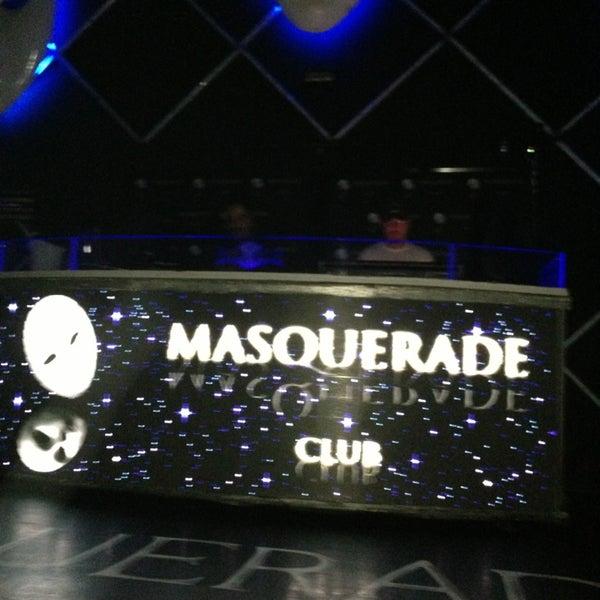 5/17/2013 tarihinde Ahmet G.ziyaretçi tarafından Masquerade Club'de çekilen fotoğraf