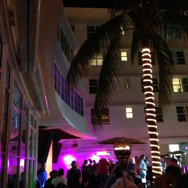Photo taken at Clevelander South Beach Hotel and Bar by YanYan L. on 2/17/2013