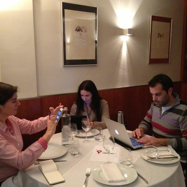 Foto tomada en Restaurant Balandra por Ivan R. el 12/21/2012