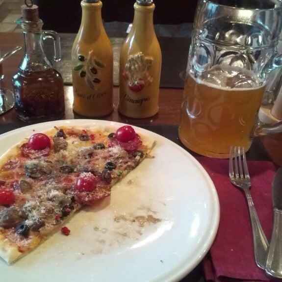 รูปภาพถ่ายที่ Панчо пицца โดย Roman Y. เมื่อ 2/27/2013