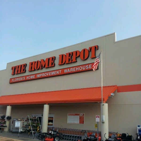 The Home Depot Hardware Store In Panama City