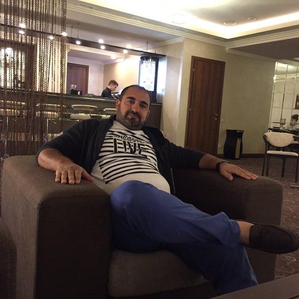 Снимок сделан в Premier Hotel Abri пользователем Resat .. 5/14/2017