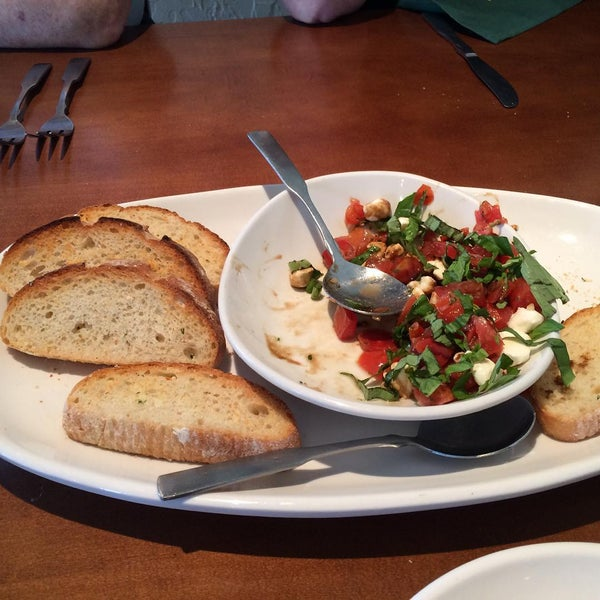 Photo Taken At Olive Garden By Paul H On 8 9 2017