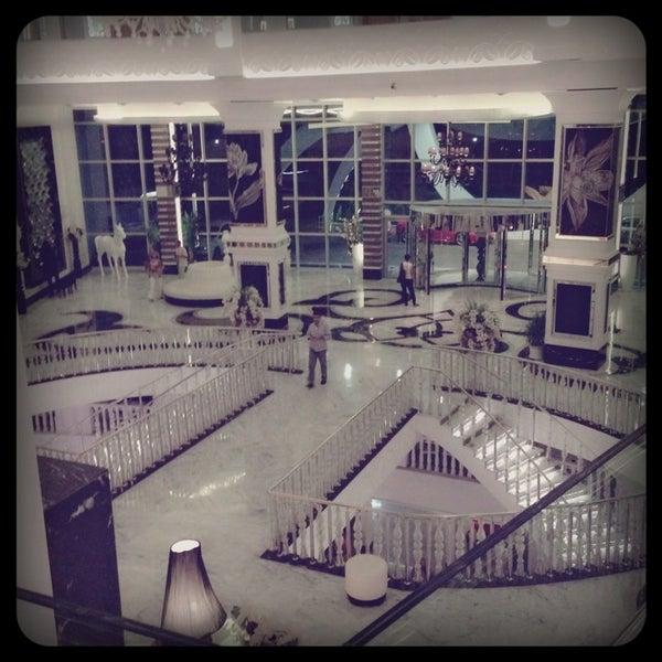 10/12/2013에 Наташа К.님이 Q Premium Resort Hotel Alanya에서 찍은 사진