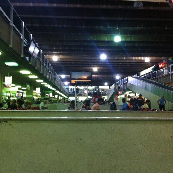 Photo taken at Terminal Rodoviário Governador Israel Pinheiro by André K. on 2/19/2013