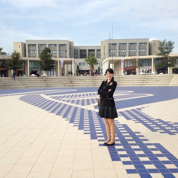 Photo taken at Universitat Jaume I (UJI) by Val • R. on 11/21/2014