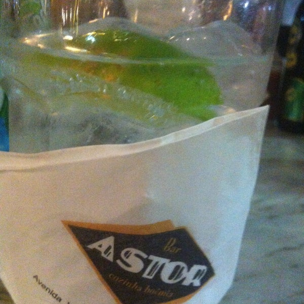 Photo taken at Bar Astor by Lucas A. on 4/12/2013