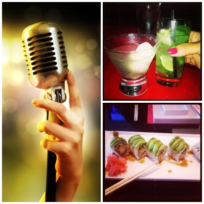 Foto tomada en Red Koi Thai & Sushi Lounge por Red Koi Thai & Sushi Lounge el 7/26/2013