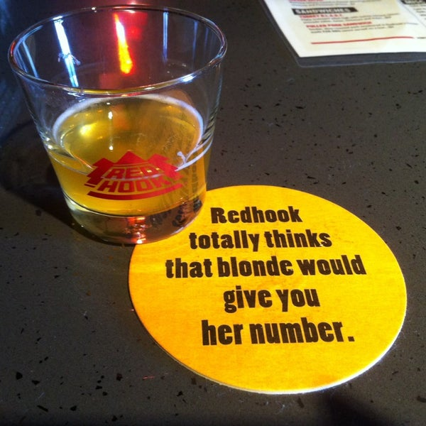Photo taken at Redhook Brewery by April R. on 4/14/2013