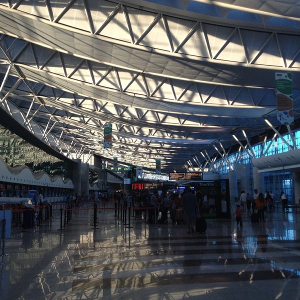 Photo taken at Ankara Esenboğa Airport (ESB) by Alice L. on 7/23/2013