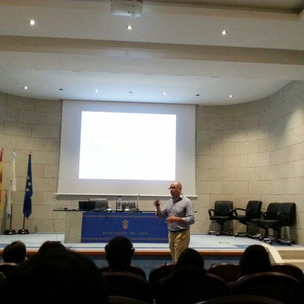Foto tirada no(a) Deputación de Lugo por Alfonso P. em 6/30/2015