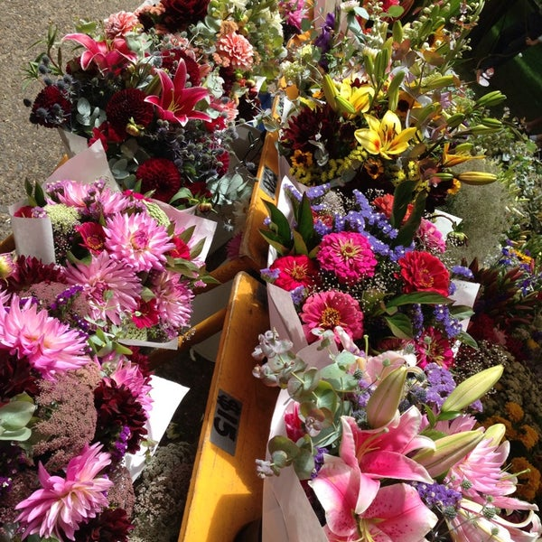 Photo taken at Portland Farmer's Market at PSU by Nicole M. on 7/20/2013
