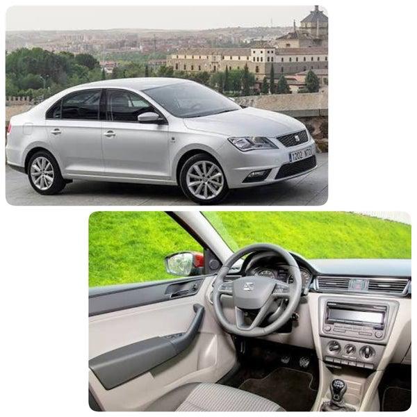 2016 Seat Toledo dizel otomatik izmir araç kiralamalarında günlük 125 TL+KDV. www.citicarrental.com 0232 422 1 909