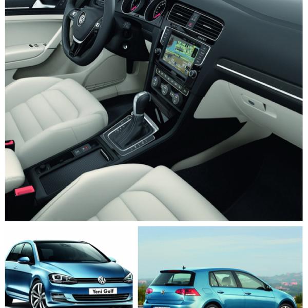 2013 Model Volkswagen Golf GünlüK Sadece 115 TL. Rezervasyon : 0232 422 1 909