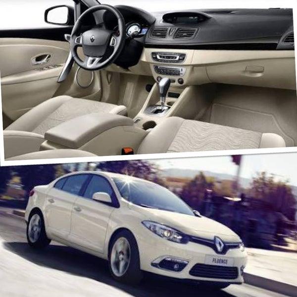 Renault Fluence Dizel otomatik 17 Haziran izmir araç kiralamalarında 114 TL www.citicarrental.com 0232 422 1 909