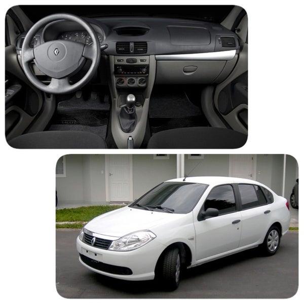Citi rent a car'da izmir araç kiralama zamanı!!! Renault Symbol dizel izmir aylık araç kiralamalarında 1350 TL. 0232 422 1 909