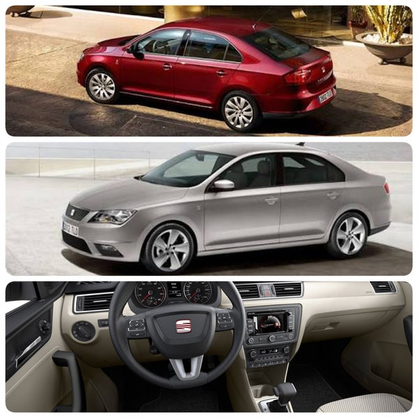 2016 Model Seat Toledo Dizel Otomatik Araçlar 7 Haziran İzmir Araç Kiralamalarında Günlük 124 TL. www.citicarrental.com 0232 422 1 909