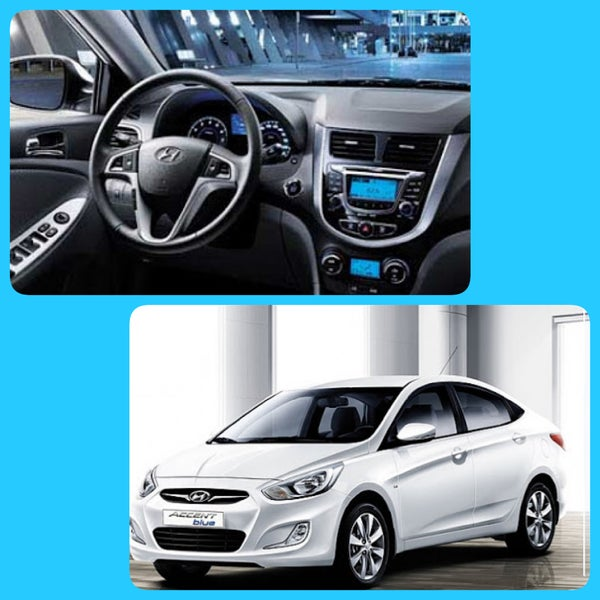 7 Mayıs izmir oto kiralamalarında Hyundai Accent Blue dizel otomatik 101 TL. www.citicarrental.com 0232 422 1 909