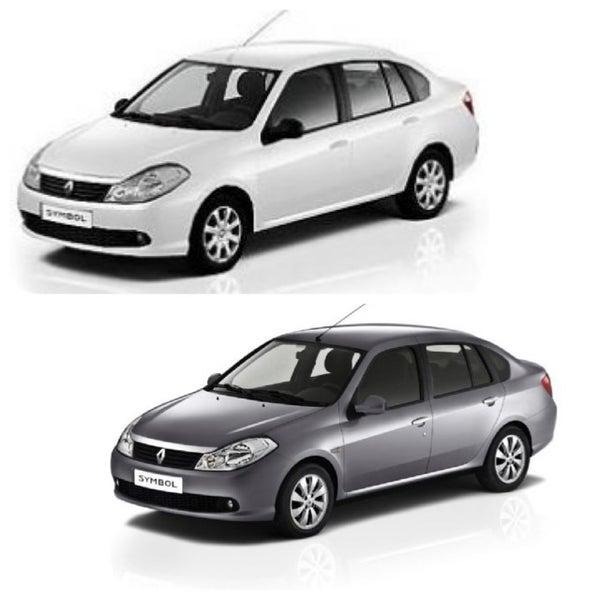 11 Eylül araç kiralamalarında Renault Symbol manuel dizel günlük 69 TL.  Rezervasyon. 0232 422 1 909