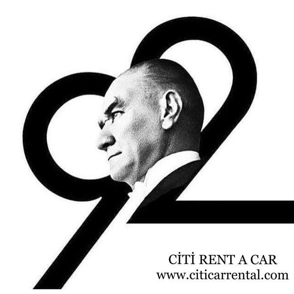 29 Ekim Cumhuriyet Bayramımız Kutlu Olsun... www.citicarrental.com 0232 422 1 909