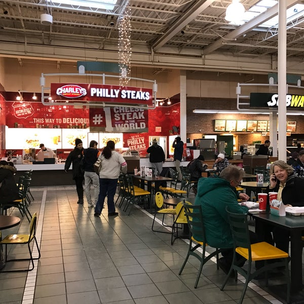 Green Bay Mall Food Court