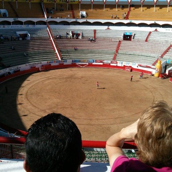 Foto tomada en Plaza de Toros Nuevo Progreso por Lalo C. el 3/3/2013