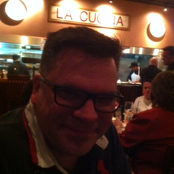 Photo taken at Carrabba's Italian Grill by George B. on 1/26/2014