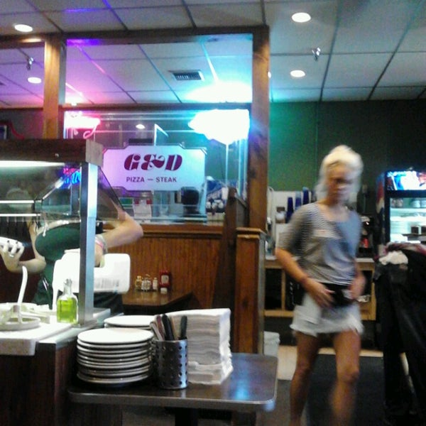 Photo taken at G & D Pizzaria by AprilStarr D. on 8/3/2013