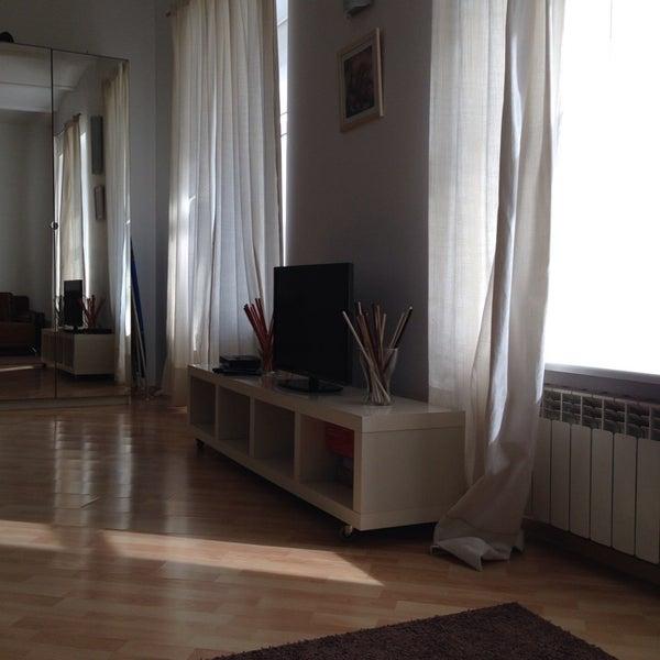 Снимок сделан в Hotel Nevsky Contour пользователем Dasha P. 4/19/2014