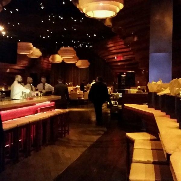 Photo taken at STACK Restaurant & Bar by Melissa on 1/31/2017