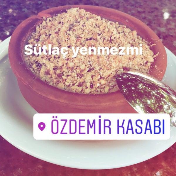 8/22/2017 tarihinde Zeynep S.ziyaretçi tarafından Özdemir Kasabı'de çekilen fotoğraf
