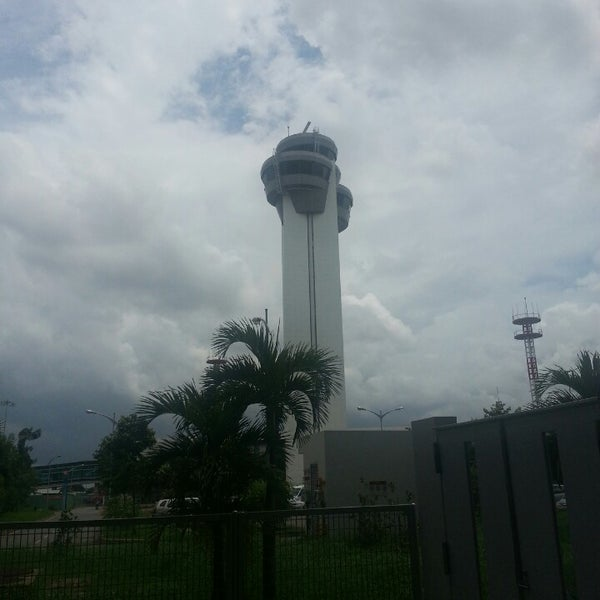 Photo taken at Tan Son Nhat International Airport (SGN) by Danny N. on 6/14/2013