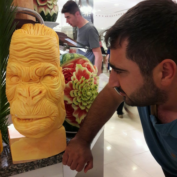 9/19/2016 tarihinde Mustafa P.ziyaretçi tarafından Sah İnn Restaurant'de çekilen fotoğraf