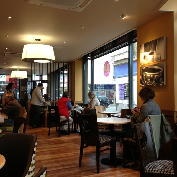 Photo taken at Costa Coffee by Daniel on 8/25/2013