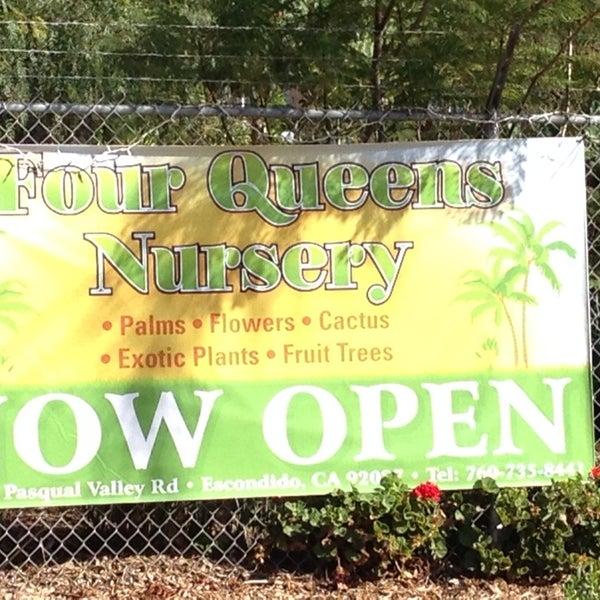 Photos at Four Queens Nursery - Garden Center in Escondido