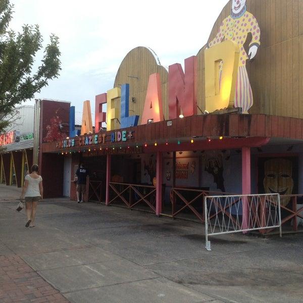 photo taken at sylvan beach amusement park by joel y on 75