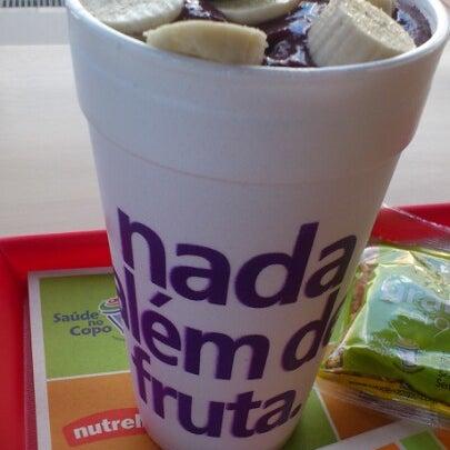 Foto tirada no(a) Saúde no Copo por Léoton D. em 10/11/2012