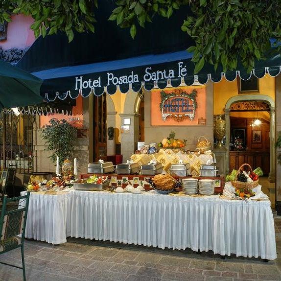 Foto tomada en Hotel Posada Santa Fe por Hotel Posada Santa Fe el 6/18/2014