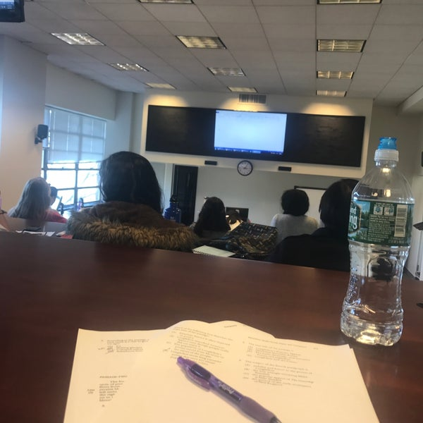 Photo Taken At Pace University Law School By Dianita O On 4 8