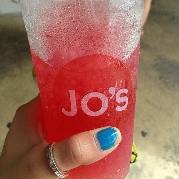 Photo taken at Jo's Coffee by Elsie U. on 8/15/2013