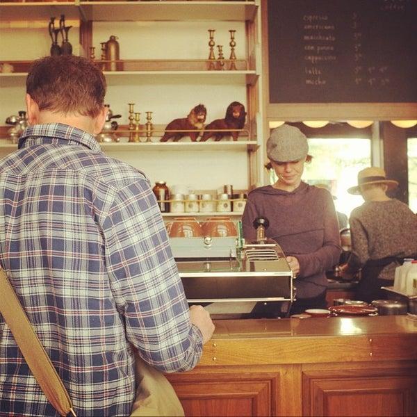 Photo taken at Stumptown Coffee Roasters by Keong S. on 10/1/2012