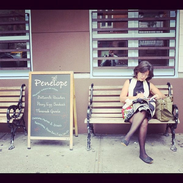Photo taken at Penelope by Keong S. on 10/2/2012