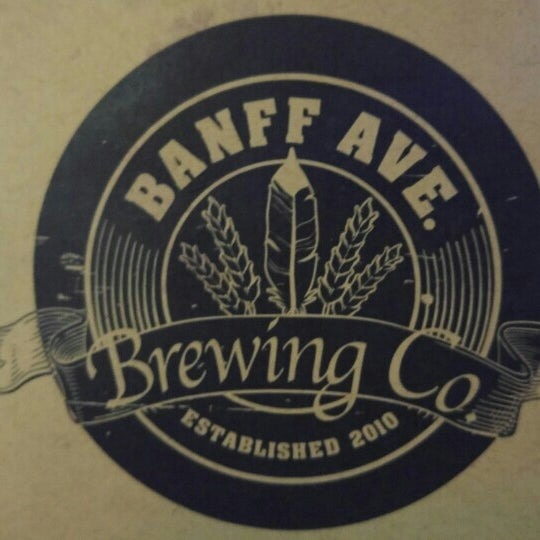 Photo taken at Banff Avenue Brewing Co. by Erika A. on 7/15/2016