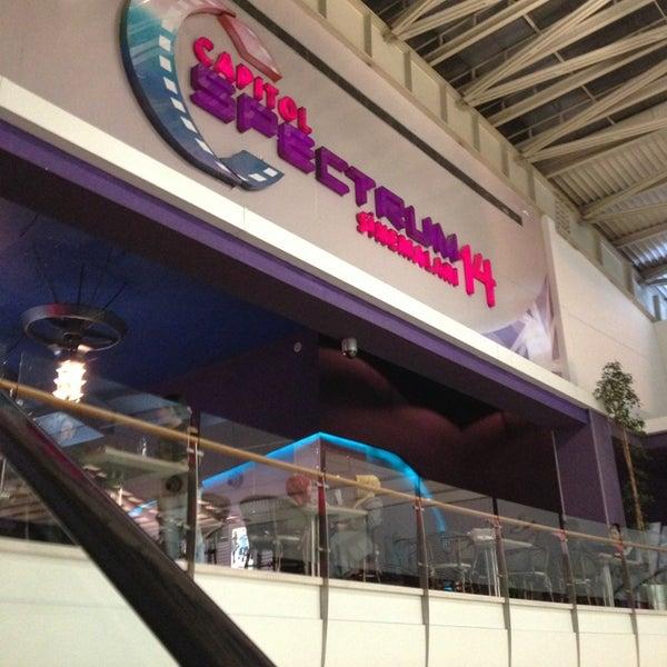 3/2/2013 tarihinde Dilşad S.ziyaretçi tarafından Spectrum Cineplex'de çekilen fotoğraf