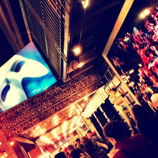 Foto tirada no(a) Majestic Theatre por Mohammed K. em 12/5/2012