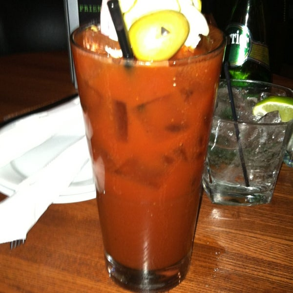 Photo taken at Bar Louie by Shannon M. on 2/24/2013