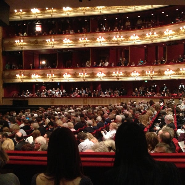 Photo taken at Royal Opera House by Henry on 4/24/2013