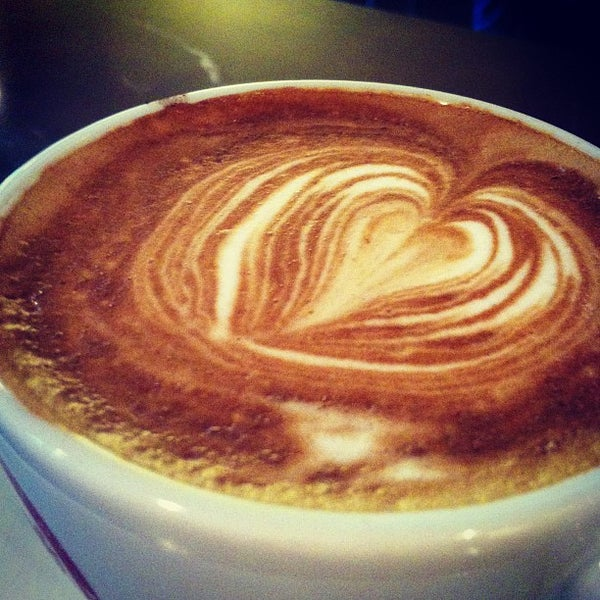 Photo taken at Espresso Vivace by JooYun L. on 9/6/2013