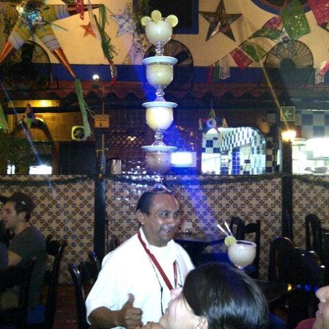 Foto tomada en La Parrilla Cancun por Ricardo M. el 12/31/2012