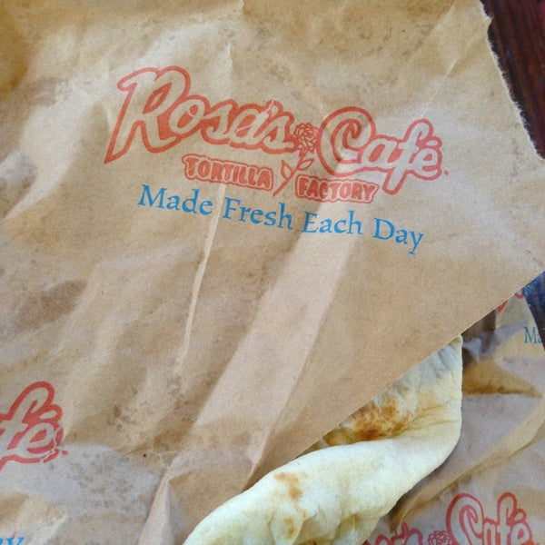 Rosa S Cafe Menu Sides